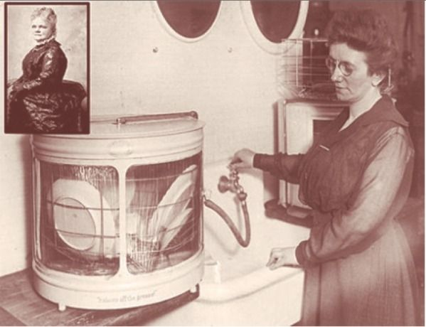 Premier lave vaisselle