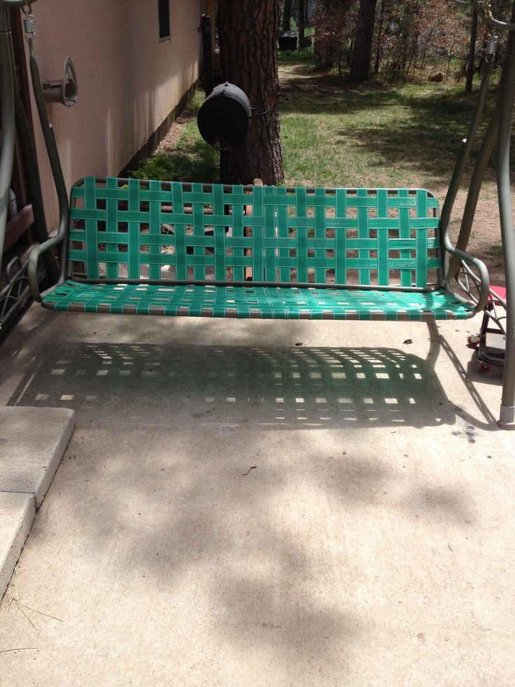 25 Best Ideas About Lawn Furniture On Pinterest Old