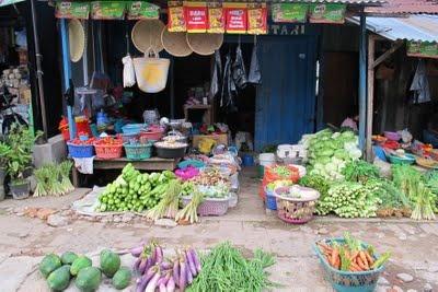 Indonesia food market