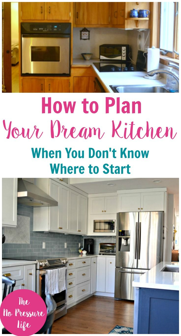 How To Plan Your Dream Kitchen 9 Tips