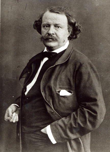 Célèbre photographe du XIX ème siècle.