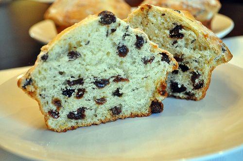 Irish Soda Bread (muffins?)