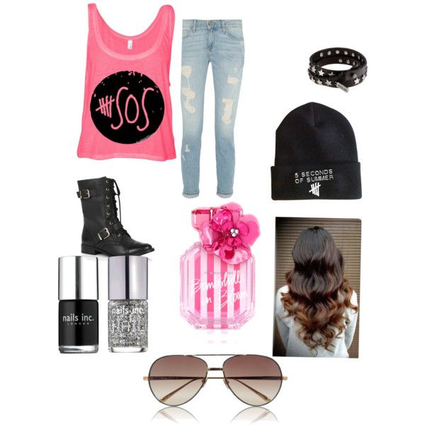 5 seconds of summer concert outfit ❤️