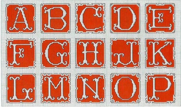 Alphabet 12