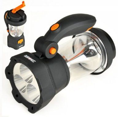 Duronic hurricane 4 in 1 rechargeable wind up lantern torch amazon co