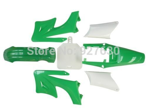 47.99$  Buy now - http://alikt5.worldwells.pw/go.php?t=32270318230 - 4 Stroke Apollo Dirt Bike Full Plastic Cover Kits   Plastics Fairing For Orion Pit Bike Motocross 110 125 140 150 200CC 47.99$