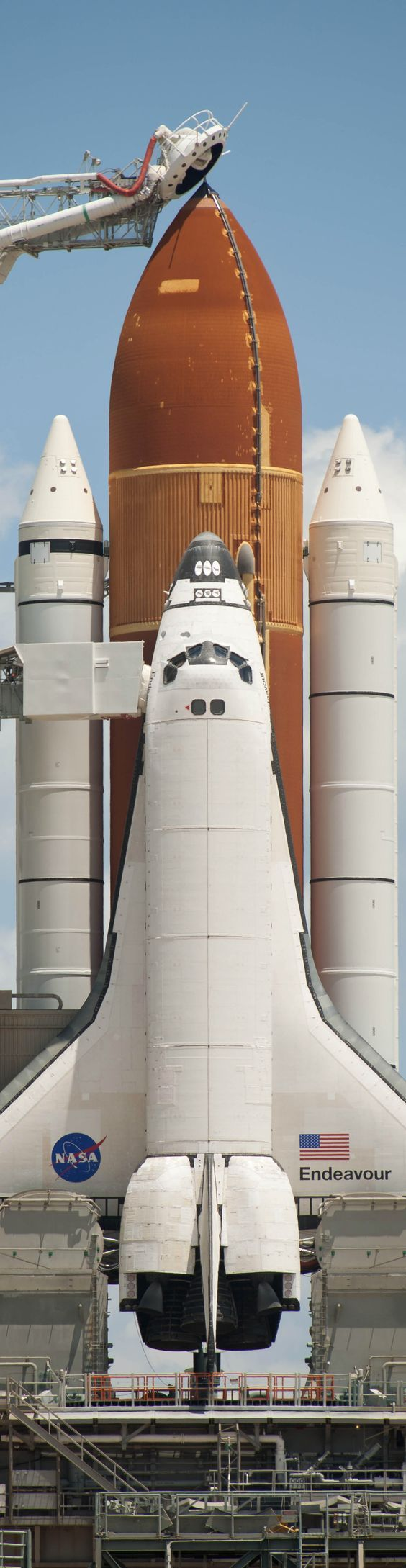 What more does a Space Shuttle infographic really need to say?: