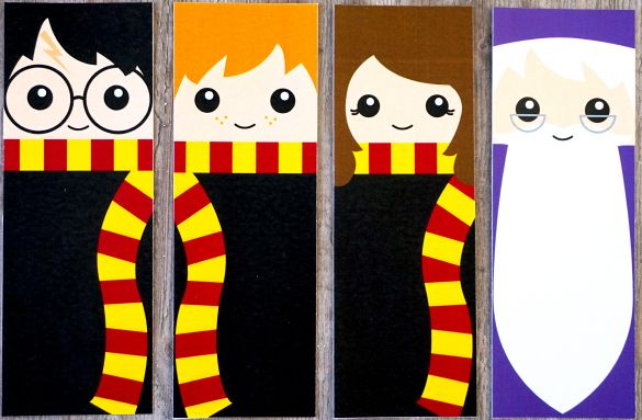 Harry Potter Free Printable Bookmarks Harry Potter Bookmark Harry Potter Printables Free Harry Potter Free