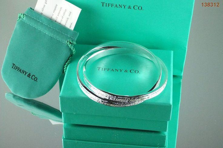 Tiffany & Co Bangle Outlet Sale 138312 Tiffany jewelry #tiffany co #Jewelry