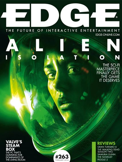E263: Creative Assembly's Alien: Isolation