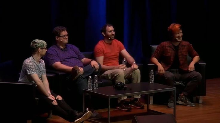 PAX West 2016: Markiplier and Friends - such an amazing panel. Such a roller coaster of emotions. Go check it out on YouTube!