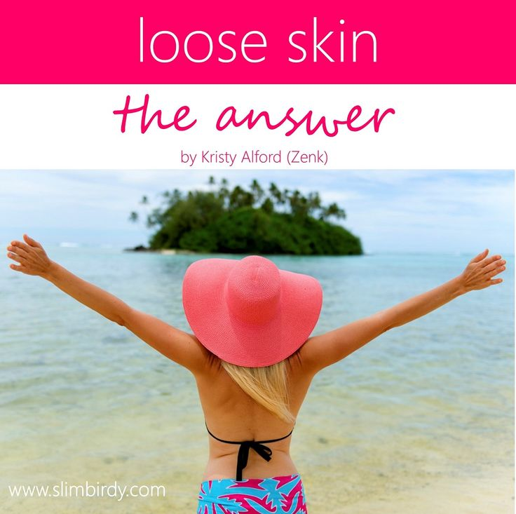 Nearly everyone has it - loose skin. After baby or weight loss it's a universal problem. After trying a few remedies out there I've discovered two practical, easy things to do daily that worked for me. (It's not wraps!!) Ebook only US$1.00 and available for immediate download - http://slimbirdy.com/book/loose-skin-the-answer/ #looseskin #skinfirming #skintightening