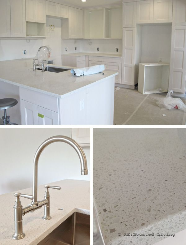 17 Best Images About Kitchen On Pinterest White Quartz Cabinets And Countertops