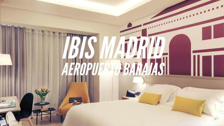 Hotel Ibis Madrid Aeropuerto Barajas en Madrid, España