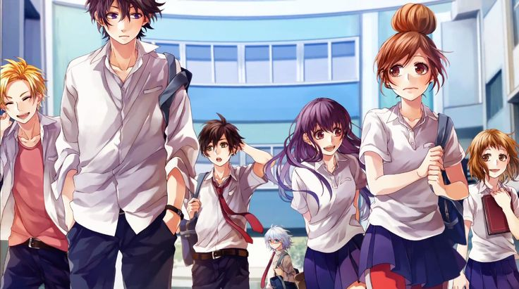 一分一秒君と僕の / HoneyWorks meets スフィア # Honeyworks # Anime # Movie # Manga
