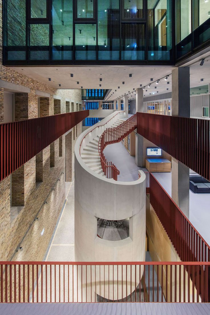 O'Donnell + Tuomey Architects, Tamas Bujnovszky · Central European University · Divisare