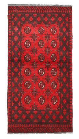 Afghan-matto 94x186