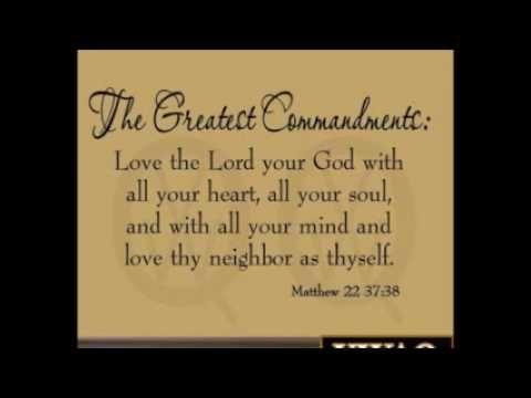 170806 토라의 가장 큰 계명(The Shema)과 이웃 사랑의 계명, 그리고 예슈아의 유대적 신앙!!!