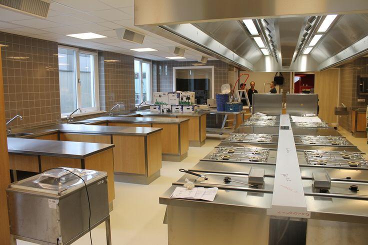 Nieuwbouw Drenthe College Meppel - Onderwijspark Ezinge - Bijna klaar!
