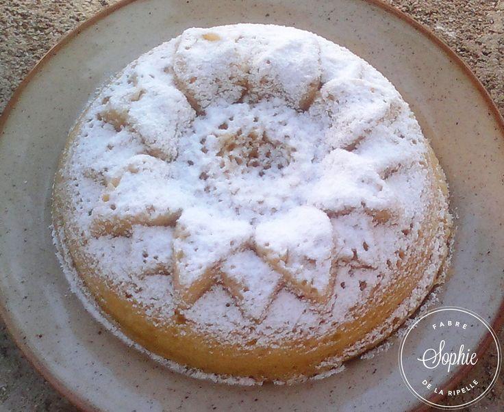 Gâteau aux pommes (micro onde)
