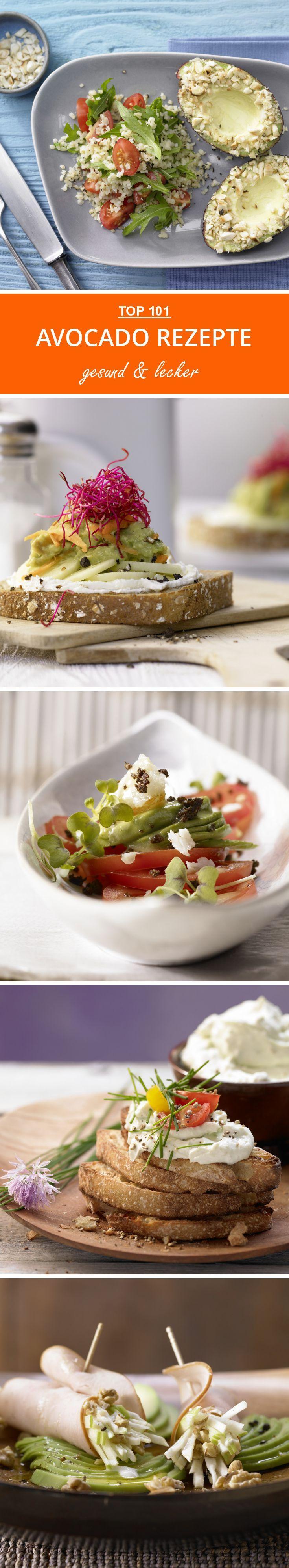 Avocado Rezepte | eatsmarter.de
