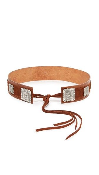 B-Low The Belt Florentine Wrap Belt