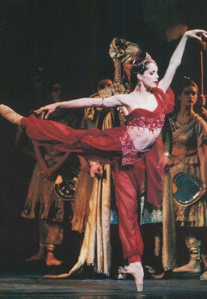 Famous Ballet Dancers | The Ballet Site