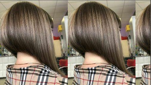 model rambut bob nungging layer, model rambut bob nungging ...