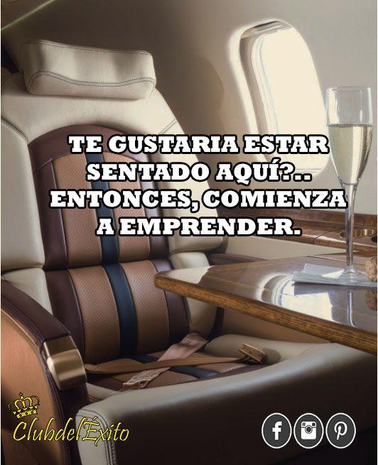 Y que esperas para #emprender ? Es #hora , #tu puedes! #éxitos 💪💲 #sigueme y #emprende : @club.del.exito ( #instagram ) ClubdelÉxito ( #facebook #pinterest ) .  #motivate #motivacion #millonarios #1 #100 #estilo #perú #ganas #proceso #latino #lima #frases #clubdelexito #jet #privado #moda #emprendedores #poderosa #mentalidad #megustapormegusta #coment