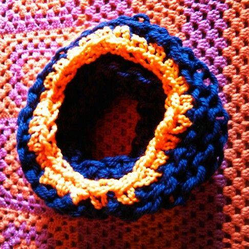 Knitting and crochetting...lamarielamarci