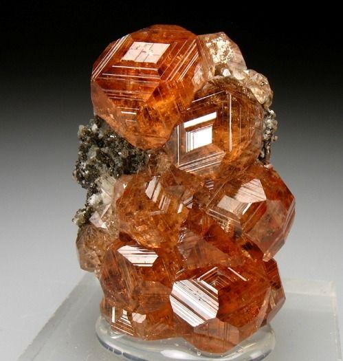 Hessonite Garnets