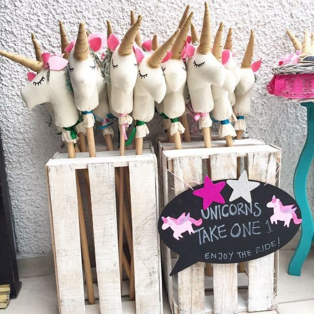 Unicorn Favors