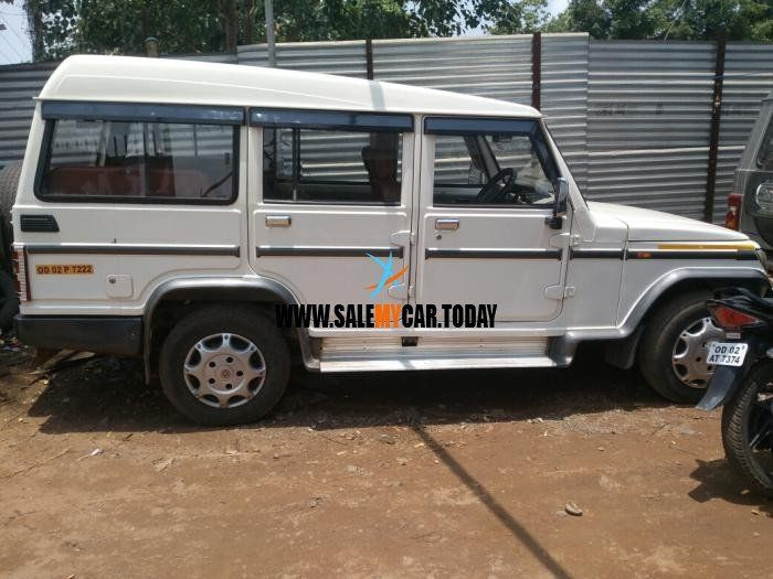 Used Bolero Plus For Sale In Bhubaneswar Odisha India At Salemycar Today Used Cars Online Cars For Sale Best Family Cars
