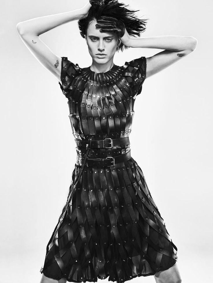 Black halo dietrich dress delia