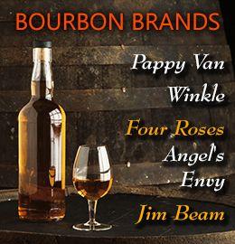 Best bourbon brands