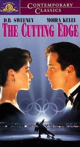 The Cutting Edge--this is a funny movie--figure skating vs ice hockey.  Figure Skating always wins!