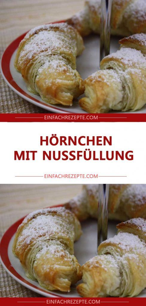 Squirrel with nut filling 😍 😍 😍  – Backen