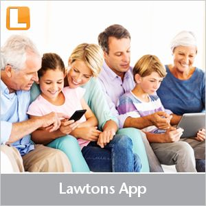 Lawtons Drugs Mobile App