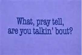 """Southern sayings: You can say pretty much whatever you need to about/to someone so long as you follow it with """"bless your heart!""""."""