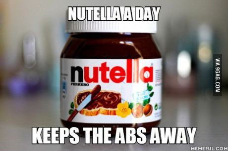 Nutella is love, Nutella is life