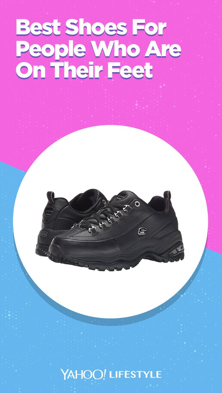 shoes for jobs on your feet