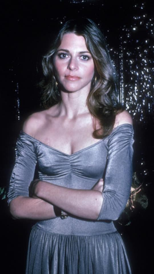 Cute lindsay wagner nackt see