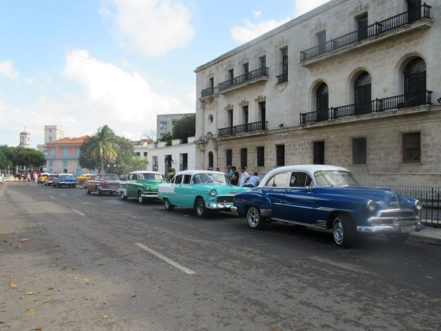 Read about: THE CLASSIC CARS OF CUBA @ www.awanderingwidow.blogspot.com