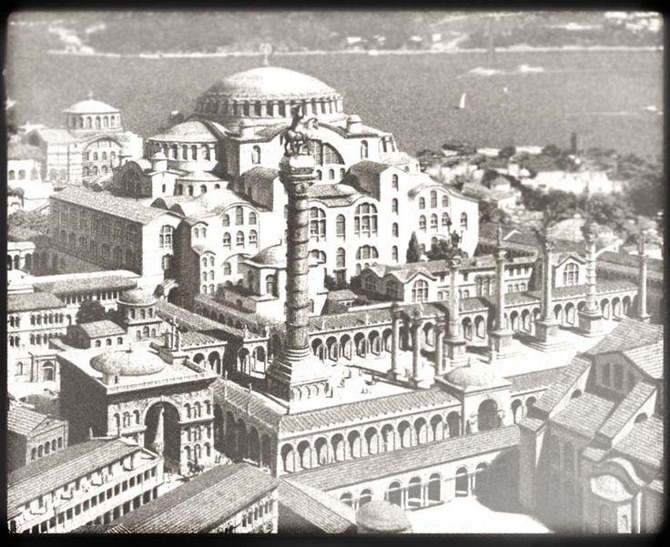 Fransız-sanatçı-Antoine Helbertin-kaleminden-Eski İstanbul-25