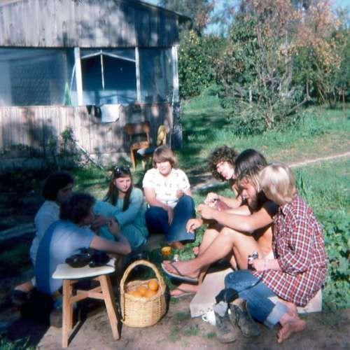 Hippie Kitchen Decor