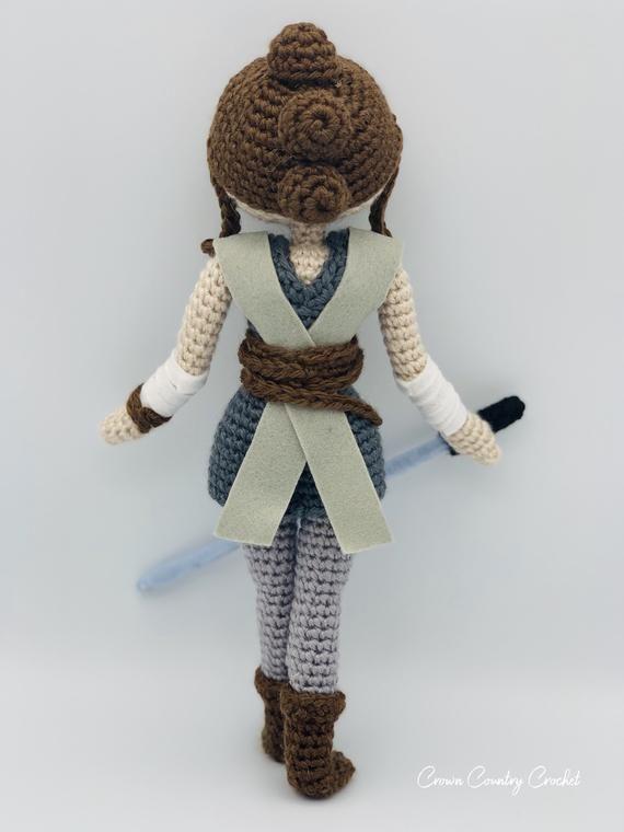 △Pimp your pattern△ Star Wars special (part 2) !   Ahookamigurumi   760x570