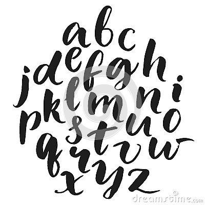 Affiche De Typographie Avec L'alphabet Anglais Minuscule - Télécharger parmi plus de 45 Millions des photos, d'images, des vecteurs et . Inscrivez-vous GRATUITEMENT aujourd'hui. Image: 61084536