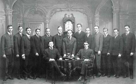 The Skull and Bones Secret Society