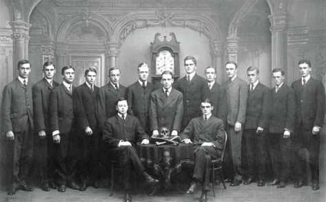 The Skull and Bones Secret Society