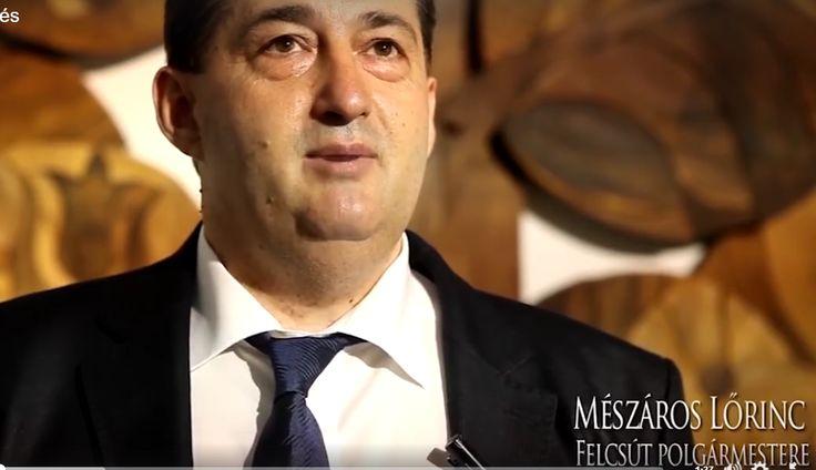 Bödőcs Tibor egy zseniális videót tett közzé Mészáros Lőrincről